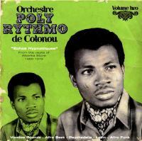 ORCHE. POLY-RYTHMO E COTONOU - ''Echoes Hipnotiques'' 1969 - 1979 : CD