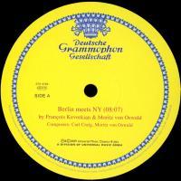 FRANCOIS KEVORKIAN, MORITZ VON OSWALD - Recomposed Remixes : 10inch