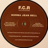 NORMA JEAN BELL - Do You Wanna Party / Late Night Show : 12inch