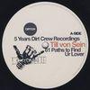 VARIOUS - 5 Years Dirt Crew Recordings Pt 2 : 12inch