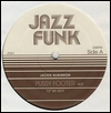 JACKIE ROBINSON / SWEET CHARLES - Pussy Footer / Hung Out And Hustle : JAZZ FUNK (US)