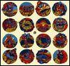 VARIOUS - Rhythm Of Genesis Vol.1 : NUCLEATE (JPN)