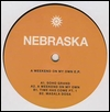 NEBRASKA - A Weekend On My Own EP : 12inch