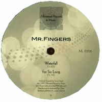 MR. FINGERS - Mr. Fingers EP : 12inch