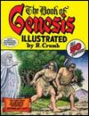 R.CRUMB - The Book Of Genesis : BOOK