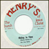 GLORIA BAILEY & THE JOY BELLS - Hiding In Thee / Ihave paid The Price : 7inch