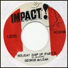 GEORGE McLEAN - Holiday Jump Up(PART1&2) : 7inch