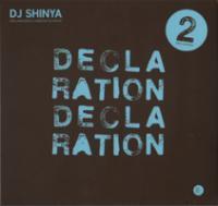 DJ SHINYA - Declaration 2 : NNNF (JPN)