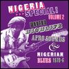 VARIOUS - Nigeria Special: Volume 2 (Modern Highlife, Afro Sounds & Nigerian Blues) : 3LP
