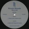 RICARDO MIRANDA - Black Acid : 12inch