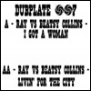 BEATSY COLLINS - Ray Re-Edit : WAH DUBPLATE (NOR)
