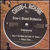 CRUE-L GRAND ORCHESTRA - Endbeginning - DAZZ Y DJ NOBU & PRINS THOMAS Remix : 12inch
