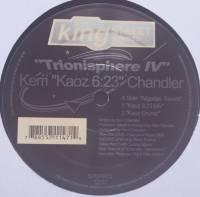KERRI CHANDLER - Trionisphere IV : 12inch