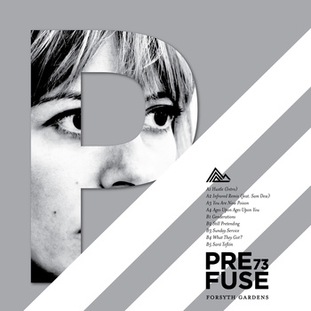 PREFUSE 73 - Forsyth Gardens EP : TEMPORARY RESIDENCE LIMITED (US)
