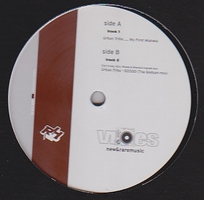 RICK WILHITE PRESENTS - Vibes New & Rare Music Part A : 12inch