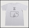 TOMOO GOKITA (五木田智央) - The Sawyers / Home In Your Pack  T-shirts White Size S : T-SHIRT