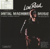 LOU REED - Metal Machine Music : CD