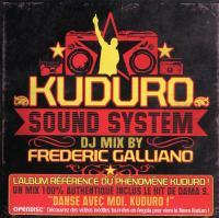 VARIOUS - FREDERIC GALLIANO - Kuduro Sound System - DJ MIX : EMI (FRA)