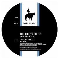 ALEX DOLBY & SANTOS - Sound Traffic : 12inch
