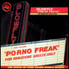 BLOWFLY - Porno Freak X-Rated For Adults Only : LP