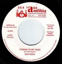 DON PAPA / KAMBO SUPER SOUND - Coming To My Yard / Kambo Super Dub : 7inch