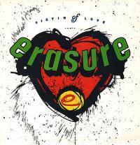 ERASURE - Victim Of Love : MUTE <wbr>(UK)