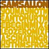 SAM SALLON - You May Not Mean To Hurt Me : FASCINATING RHYTHMS (UK)