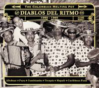 VARIOUS - DIABLOS DEL RITMO - The Colombian Melting-pot 1960 - 1985 : ANALOG AFRICA (GER)