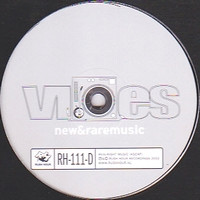 RICK WILHITE PRESENTS - Vibes New & Rare Music Part D : 12inch