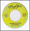 FRESH UP PLAYERS - Race Relations / Spaghetti Sauce : 7inch