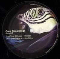 HYETAL - Phoenix / Like Silver : 12inch