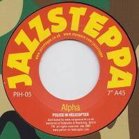 JAZZSTEPPA - Alpha / Shamen feat. Borgore : 7inch