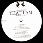 PAOLO ROCCO - That I Am : REAL TONE (FRA)
