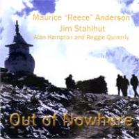 MAURICE ANDERSON - Out Of Nowhere : CD-R