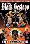 V.A. - The Black Gestapo / The Black Six : DVD