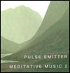 PULSE EMITTER - Meditation Music 2 : CDR