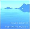 PULSE EMITTER - Meditation Music 3 : CDR