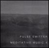 PULSE EMITTER - Meditation Music 4 : CDR