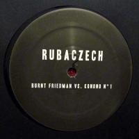 SHACKLETON / BURNT FRIEDMAN - Mukuba Special / Rubaczech : 12inch