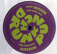 SUPERISK - Find Your Way : 12inch