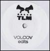 ISOUL8 A.K.A. VOLCOV - Volcov Edits : 7inch