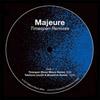 MAJEURE - Timespan Remixes : LP