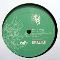 MASS PROD - Paris, Texas EP : BOSCONI (ITA)