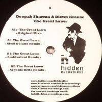 DEEPAK SHARMA & DIETER KRAUSE - The Great Lawn : 12inch