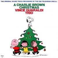 VINCE GUARALDI TRIO - A Charlie Brown Christmas : LP
