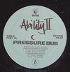 ABILITY II - Pressure Dub : 12inch