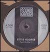 EDDIE HOOPER - Pass It On (Part 1)/ Tomorrow's Sun : 12inch