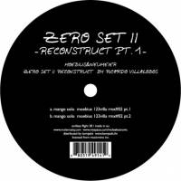 MOEBIUS & NEUMEIER - Zero Set II - Reconstruct Pt. 1 - : 12inch