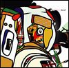 OLIVE OIL - Space In Space EP vol.2 : 12inch