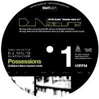 DJ NATURE - Suntoucher Remix Vol.2 : 12inch
